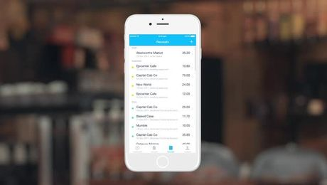 Capture expenses on the go with Xero Mobile