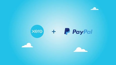 Setup PayPal as a Payment Service in Xero