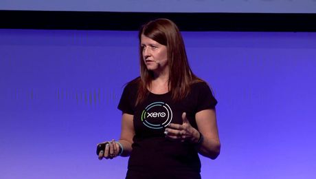 Victoria Crone, MD, Xero NZ - Xerocon 2015