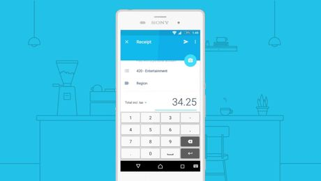 How to capture expenses with Xero for Android