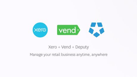 Run your retail business online with Xero, Vend and Deputy