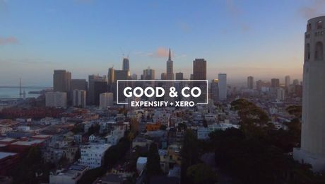 Good & Co | Expensify + Xero