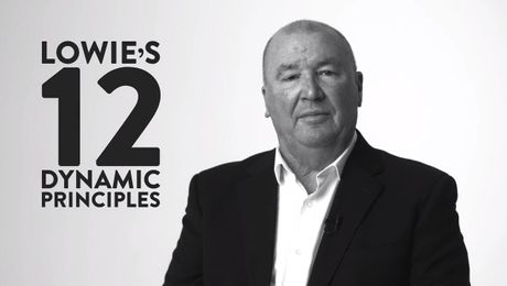 Graham Lowe's 12 Dynamic Principles