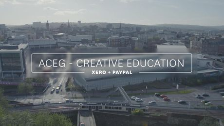 ACEG makes business beautiful with PayPal and Xero