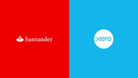 Santander direct bank feed in Xero