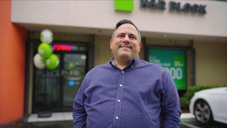 H&R Block: year-round revenue with Xero