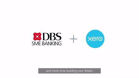 Xero and DBS - Direct Bank Feeds in Singapore