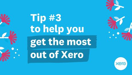 Learn about invoicing a contact group in Xero