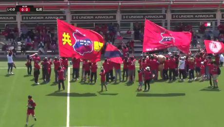 2019年5月19日 東北社会人サッカーリーグ1部 第2節 いわきFC vsブランデュー弘前FC