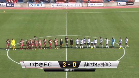 2019年11月20日_地域チャンピオンズリーグ 決勝ラウンド 1節vs高知ユナイテッドSC