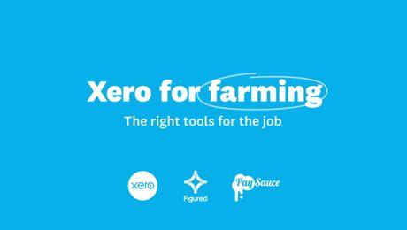 Xero for Farming - Intro to PaySauce, Xero and Figured