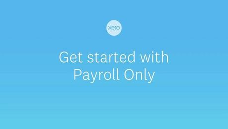 Get started with Payroll Only