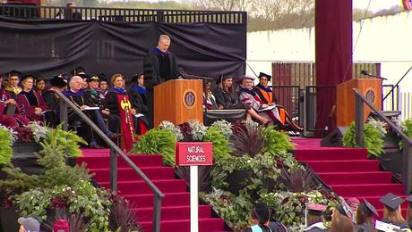 UMass Amherst Commencement speaker May 10, 2019: Governor Charlie Baker