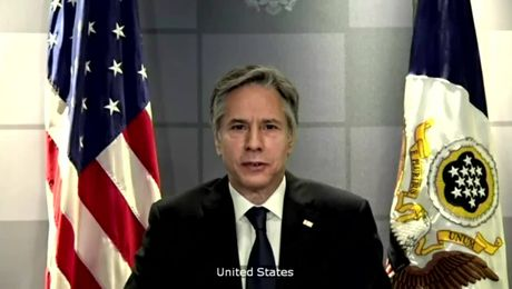Secretary Blinken Virtual Remarks at the UN Security Council Open Debate on Multilateralism