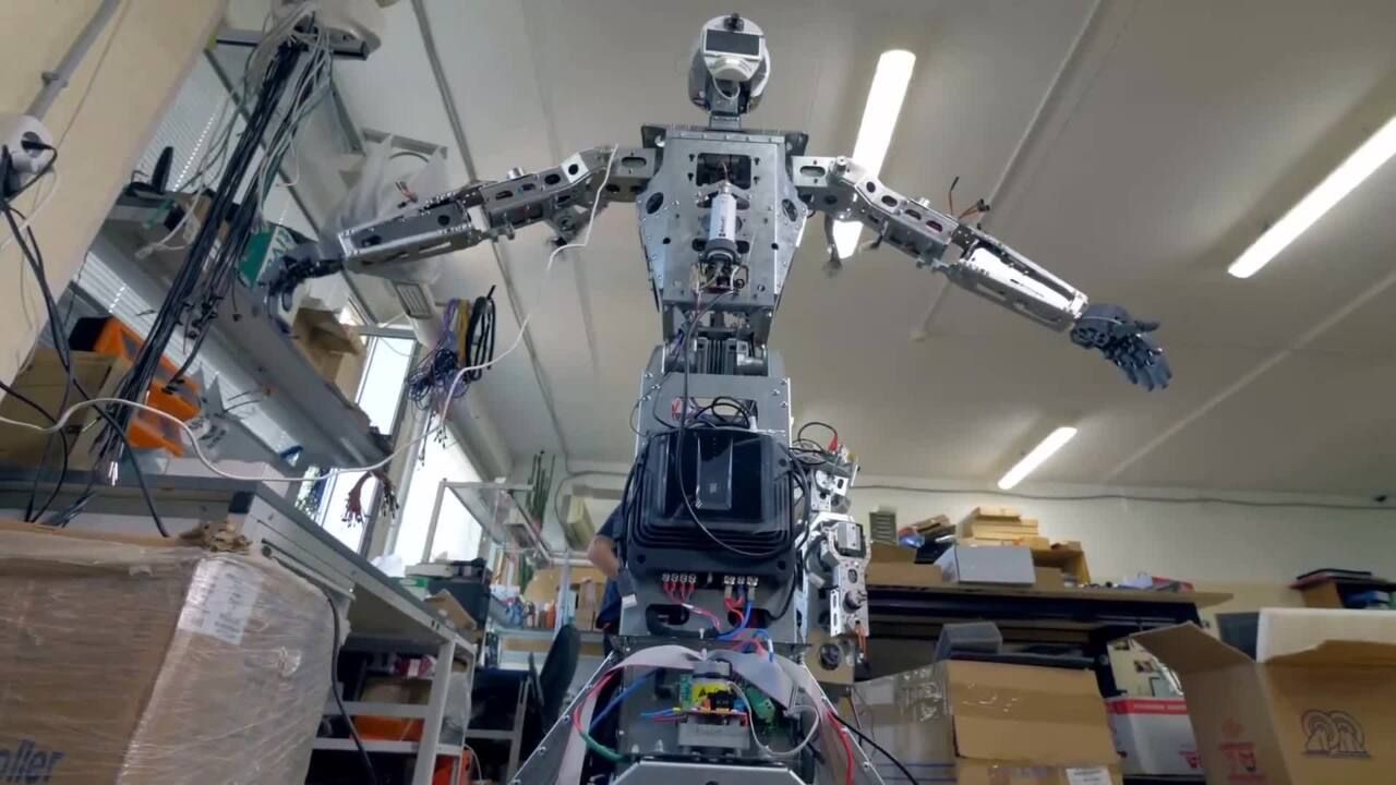 The State of Robots for Maintenance