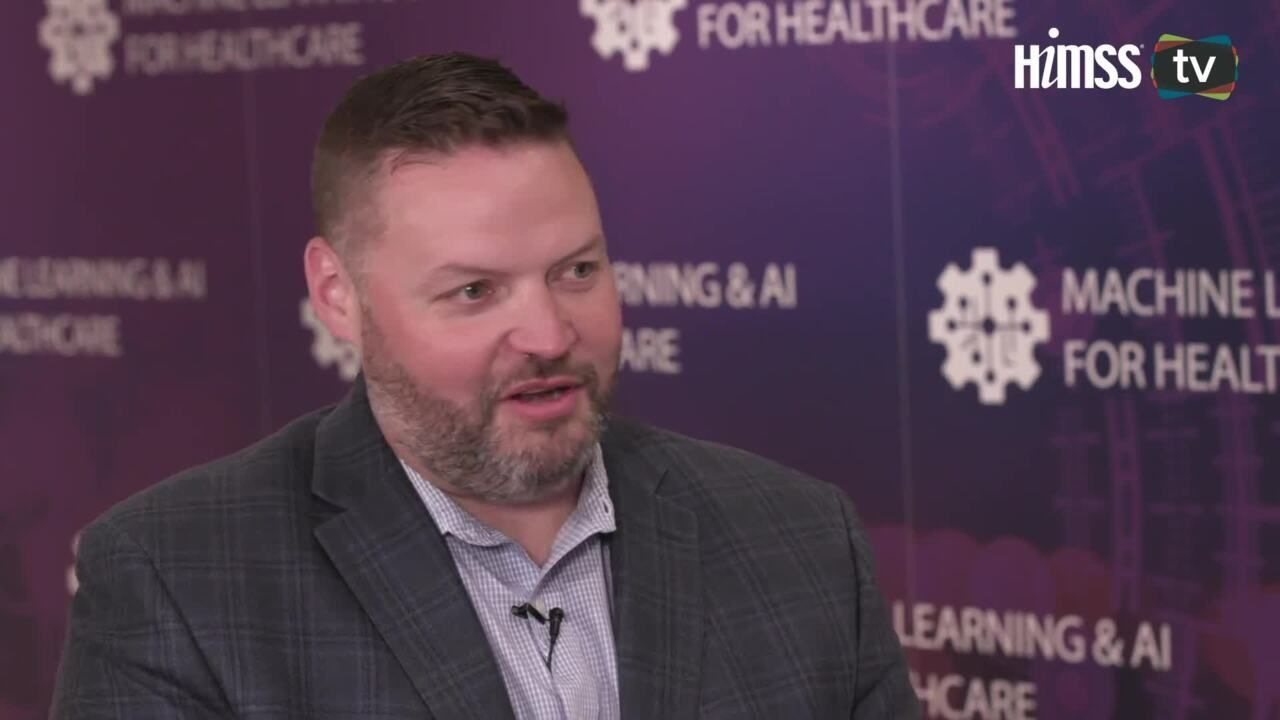 Health organizations focused on getting ML and AI into workflows