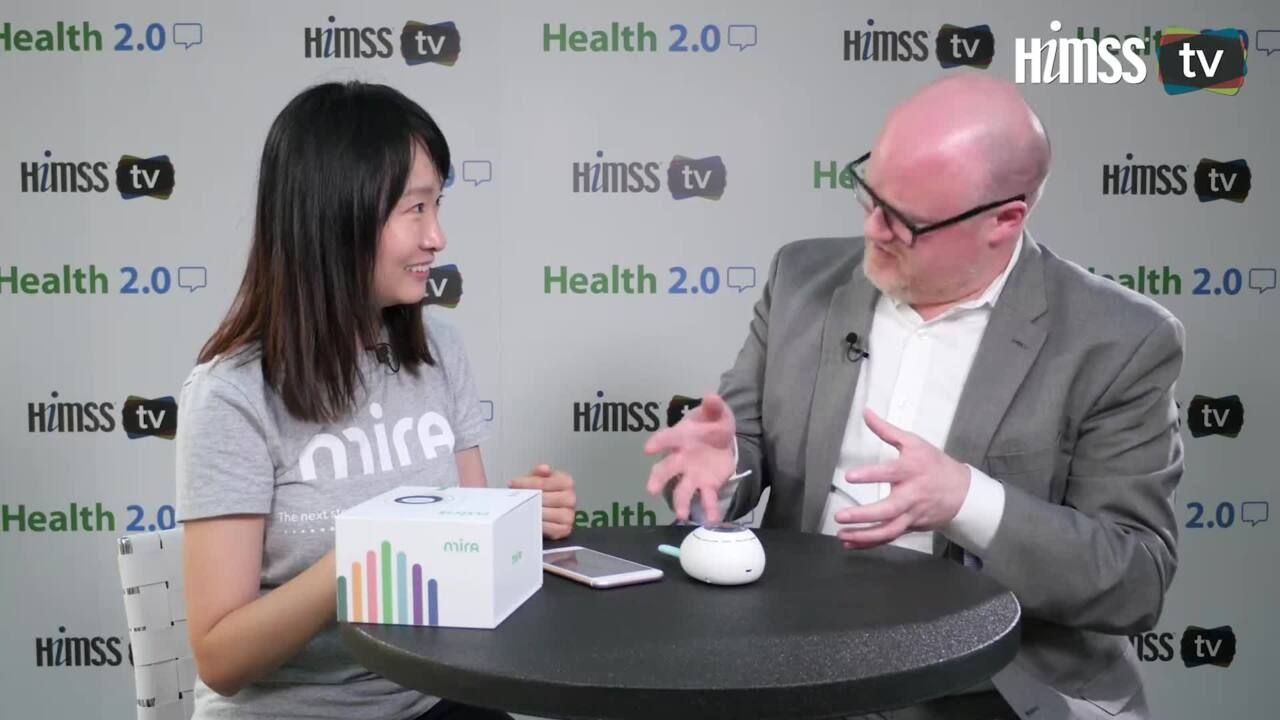Mira CEO explains how the tech charts hormone patterns