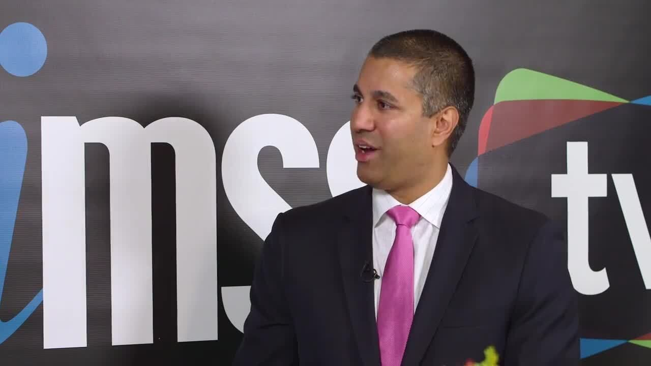 FCC chairman sees big potential with intersection of broadband and  telemedicine