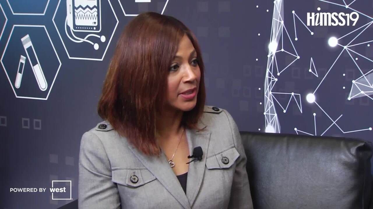 HIMSS' Denise Hines on how women can empower themselves