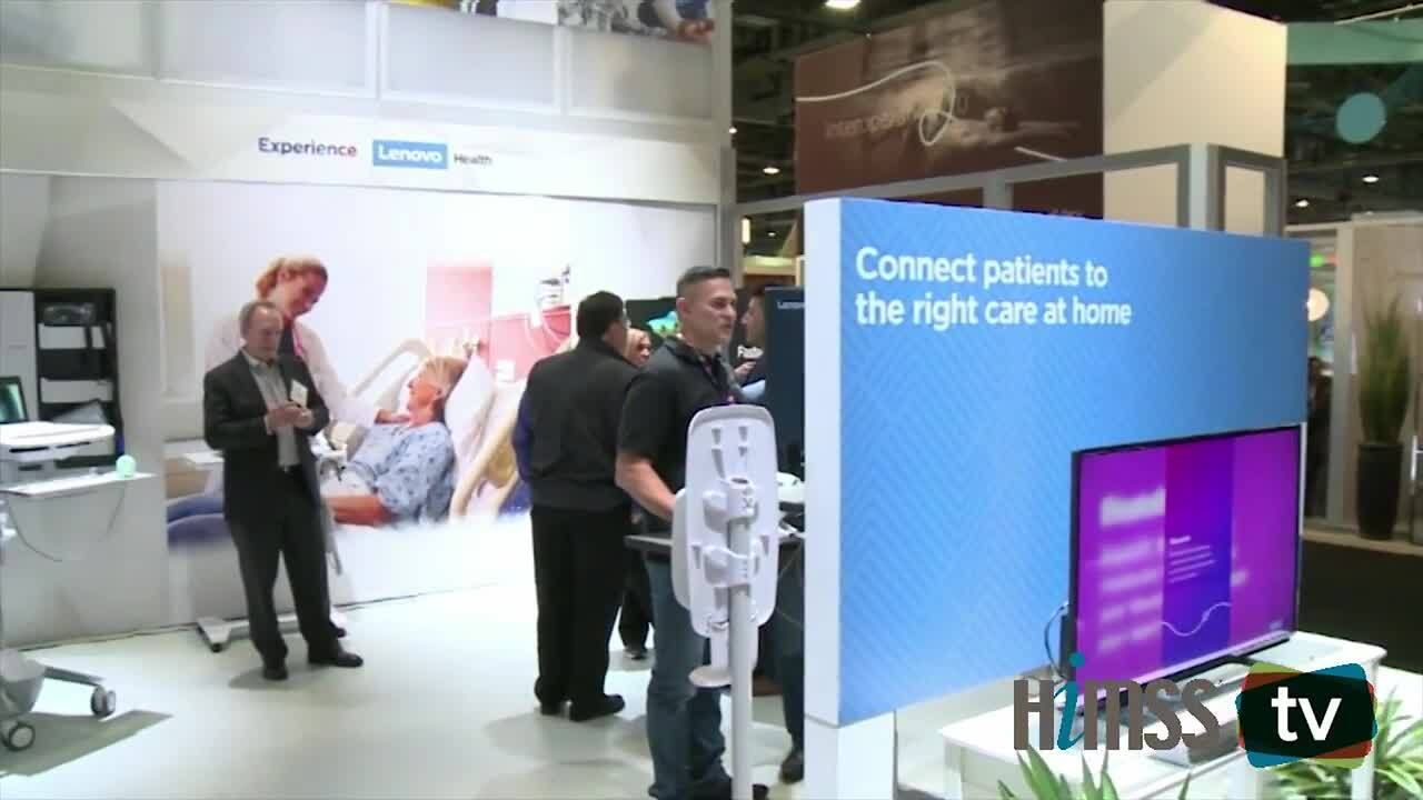 Lenovo: Technology is bringing care straight to patients