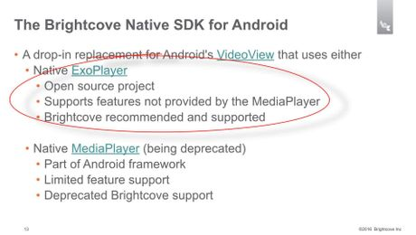 Understanding the Native SDK for Android