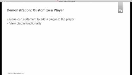 Customize a Player with the Player Management API