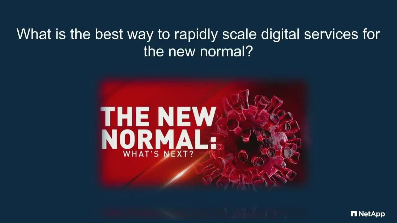 How to Scale Digital Services for the New Normal