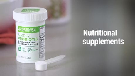 Herbalife Nutrition's Product Offerings - Short Cut - Text on Screen