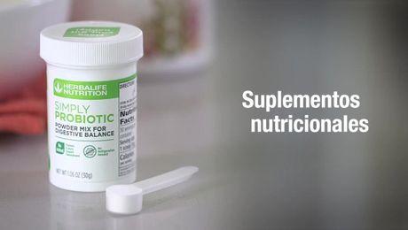 Gama de productos de Herbalife Nutrition - Versión corta