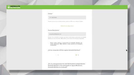 Video Registro en línea para Cliente Preferente