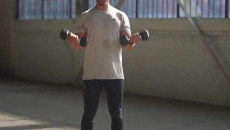 팔 자극 운동