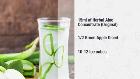 Icy Aloe Green Apple