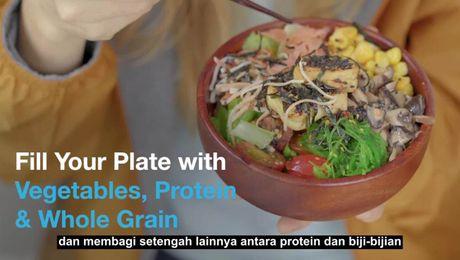 Share The Power Of Good Nutrition : Bagaimana Menu Bernutrisi Oleh Susan Bowerman