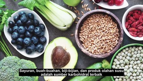 Share The Power Of Good Nutrition : Nutrisi Seimbang Oleh Dr Luigi Gratton