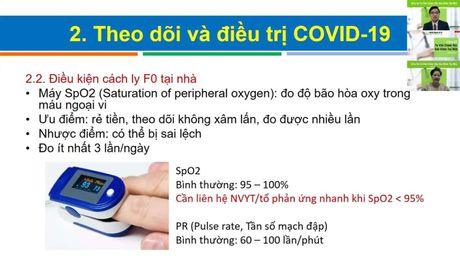 Bác sĩ Trần Quốc Tài tư vấn chăm sóc sức khỏe tại nhà