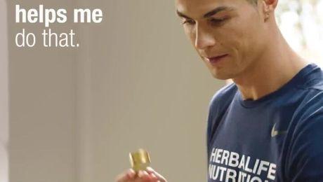 Good Nutrition at the Core of Cristiano Ronaldo's Success