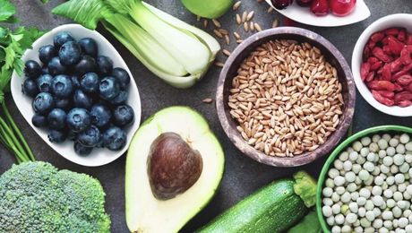 Balanced Nutrition with Dr. Luigi Gratton