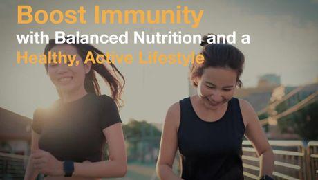 Healthy Immunity with David Heber