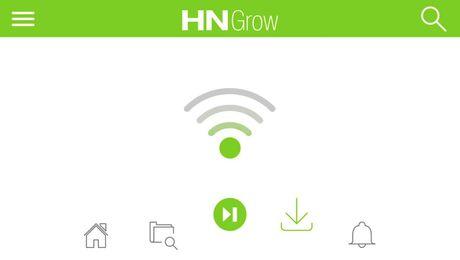 Ecoutez Dr Kent Bradley vous présenter la nouvelle application HN Grow