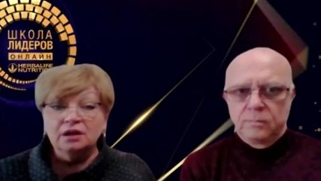 Выступление новых Millionaire Team. Наталия и Валериан Анисковы