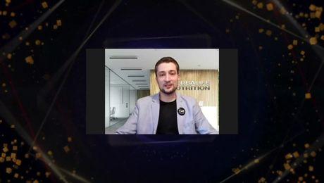 Выступление новых Millionaire Team. Диана и Константин Красовские
