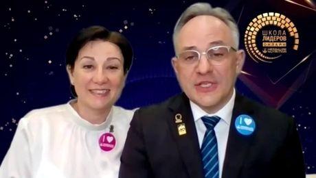 Выступление новых Millionaire Team. Ольга и Дмитрий Черкасовы