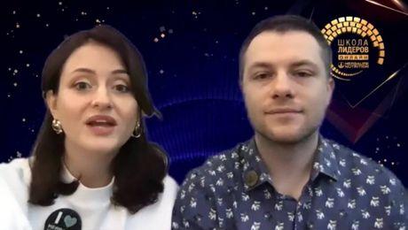 Выступление новых GET Team 2500. Дарина и Константин Романюк