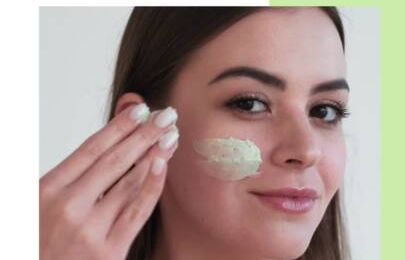 5 Steps to  apply face mask