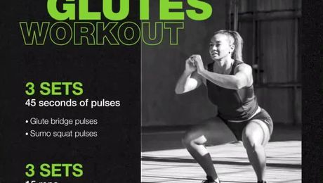 Abs & Glutes Workout