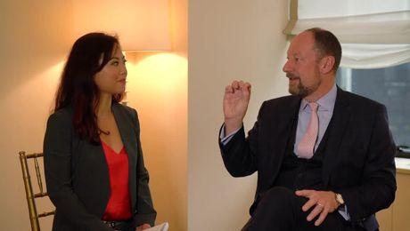 Cowen Interview | Lucy Guo & Stuart J. B. Bradie, President & CEO of KBR