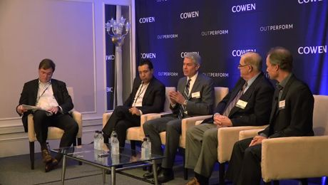 Cowen's 47th Annual TMT Conference | Fuel Cell Applications Panel