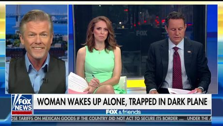 Mark Murphy on Fox and Friends June 25, 2019