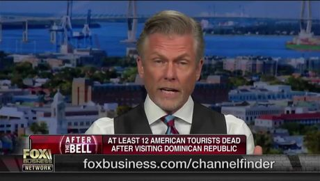 Mark Murphy on Fox Business Discussing American Tourist Deaths in the Dominican Republic (06:24:2019)