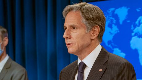 Secretary Blinken's remarks to the press to provide an update on our approach to Afghanistan, at the Department of State.